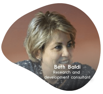 Beth Baldi - Research and Development Consultant