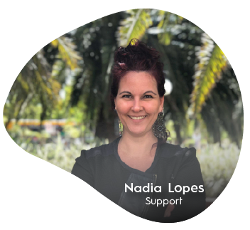 Nadia Lopes - Support