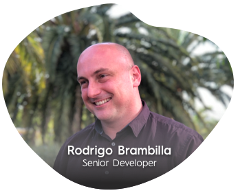 Rodrigo Brambilla - Senior Developer