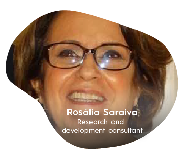 Rosália Saraiva - Research and Development Consultant